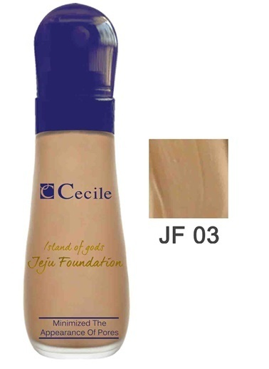 Cecile İsland Of Gods Jeju Foundation Jf03 Ten
